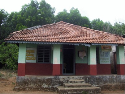 Honnethalu GP office